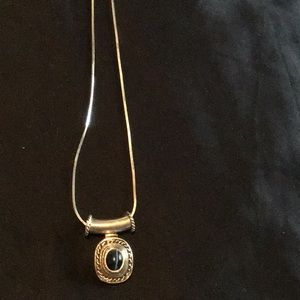 Jewelry - VINTAGE STERLING SILVER NECKLACE